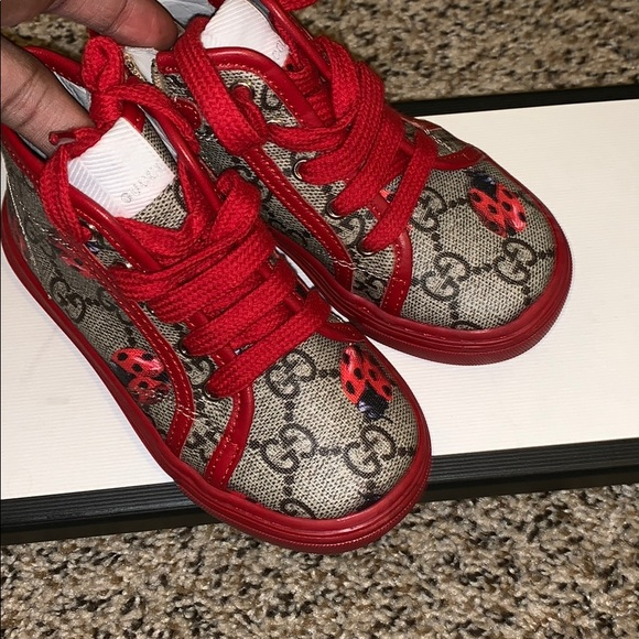 Gucci Shoes | Toddler Ladybug Gucci